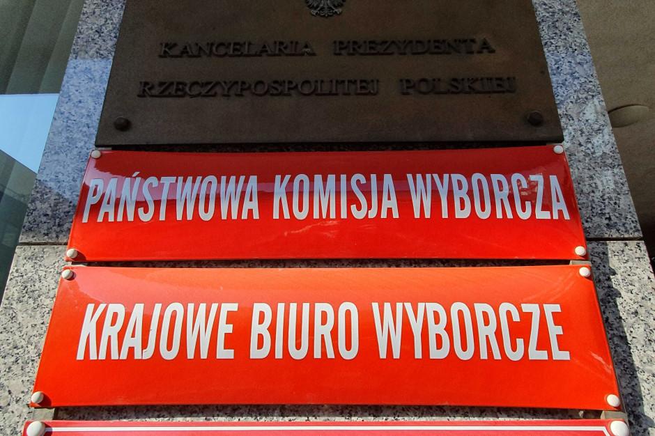 PiS zwycięzcą wyborów, KO - druga, Lewica - trzecia