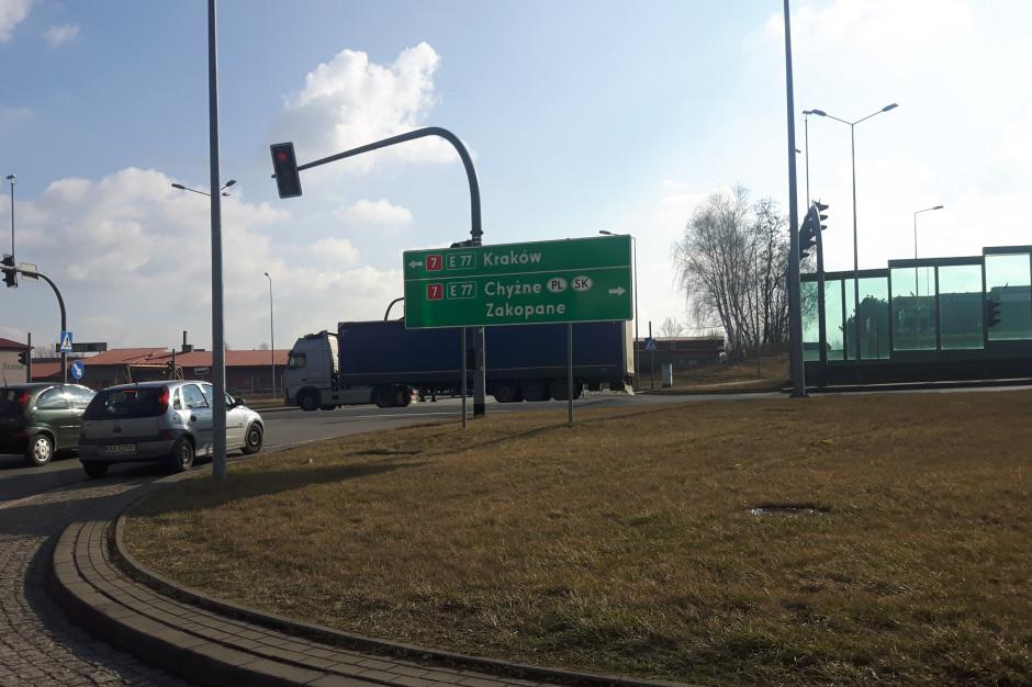 Konsultacje społeczne w sprawie budowy węzła drogowego na Zakopiance w Libertowie