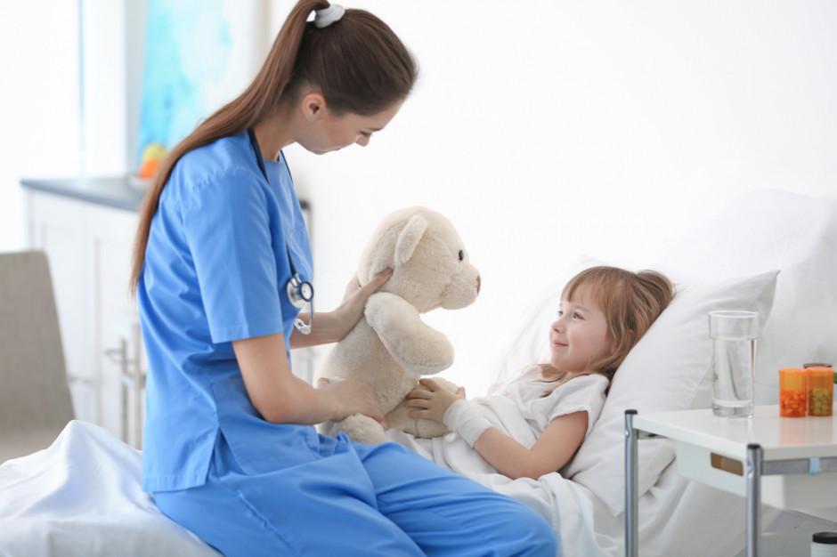 Nauczyciele w GCZD towarzyszą swoim uczniom w chorobie
