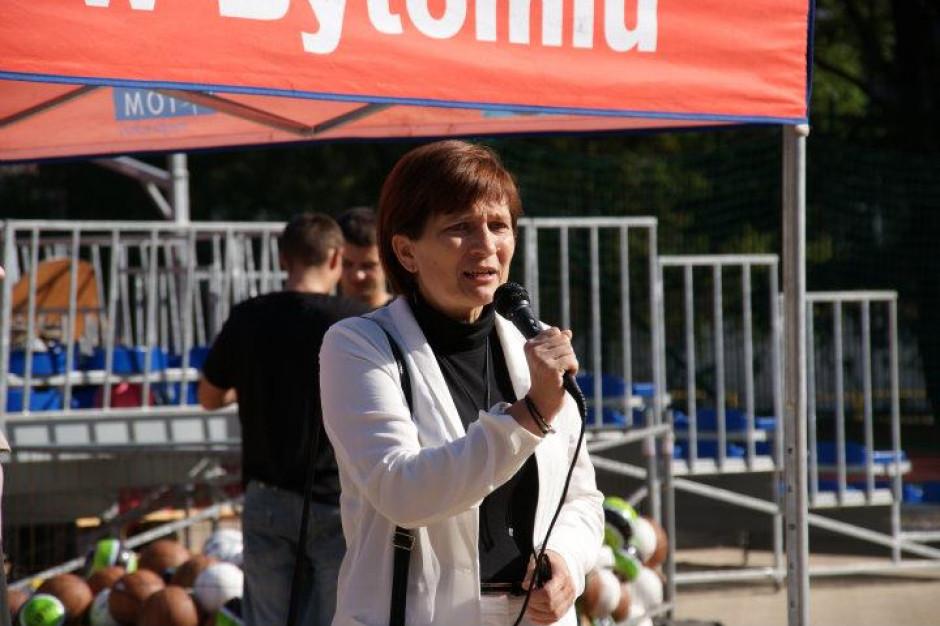 Była wiceprezydent Bytomia i radna sejmiku śląskiego wybrana do Senatu