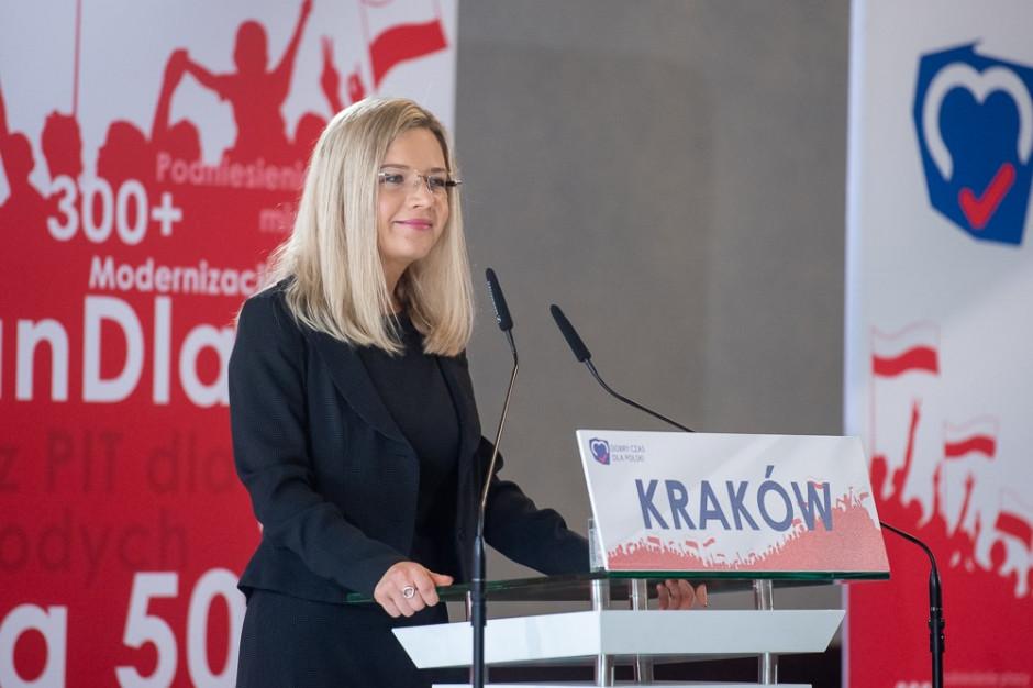 Małgorzata Wassermann z rekordowym wynikiem w Krakowie