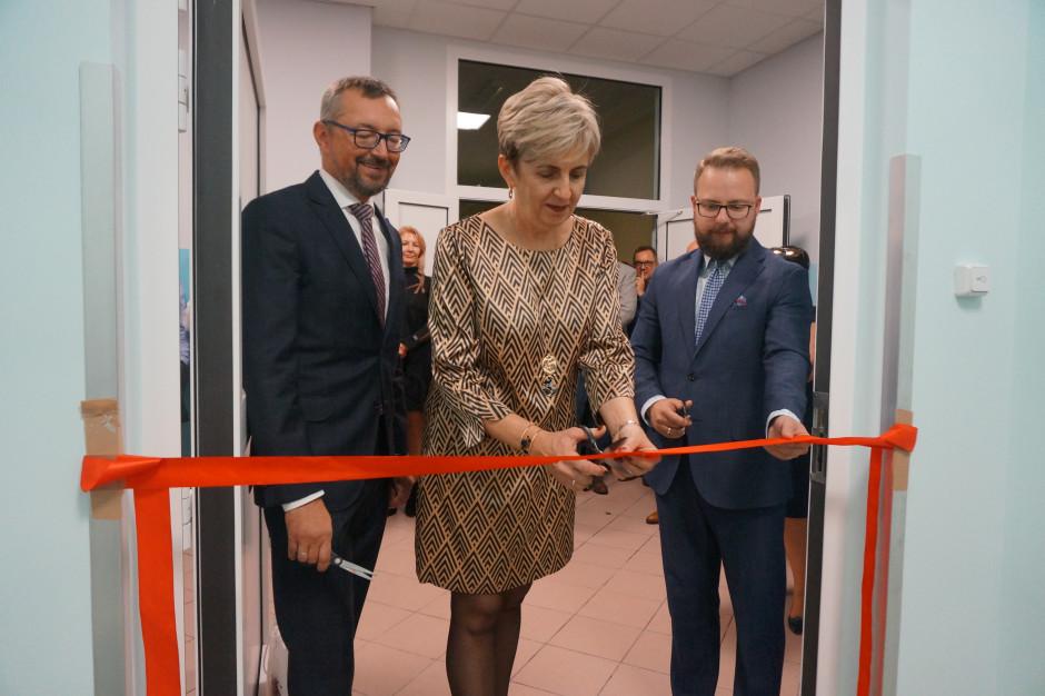 Szpital w Kostrzynie: oddano nowy OIOM po rozbudowie i modernizacji