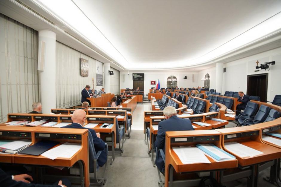 Mandat senatora dla 16 samorządowców. Wśród nich Zygmunt Frankiewicz, Wadim Tyszkiewicz i Ryszard Świlski