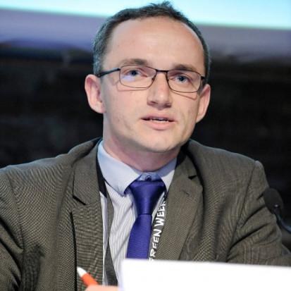 Piotr Barczak (fot. twitter/pbarczak)
