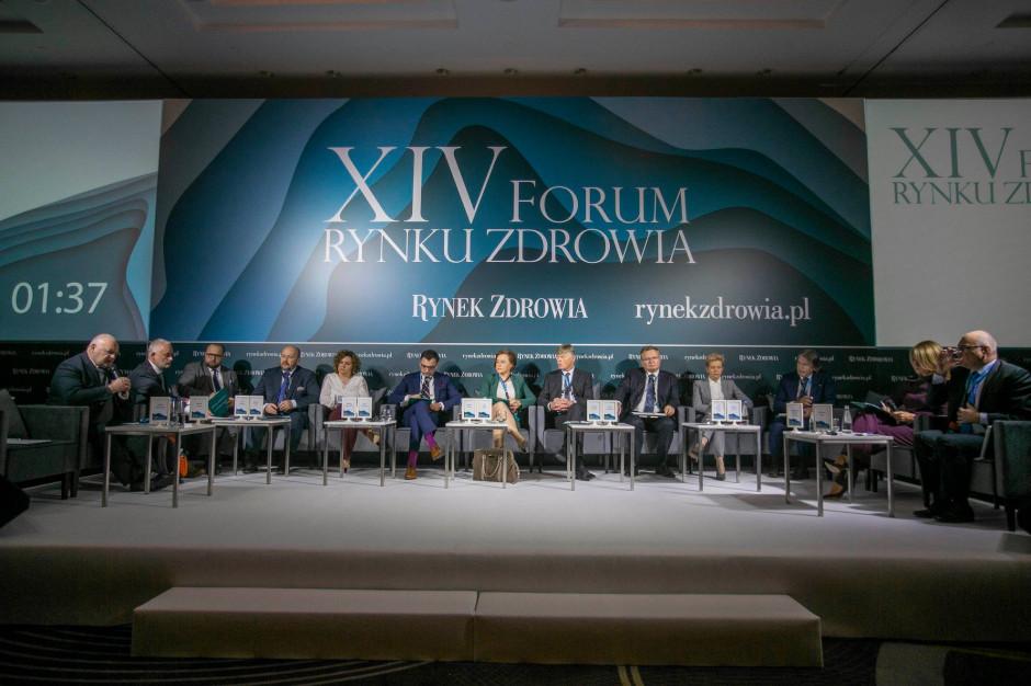 XV Forum Rynku Zdrowia. Również o samorządach i ich roli w rozwoju służby zdrowia