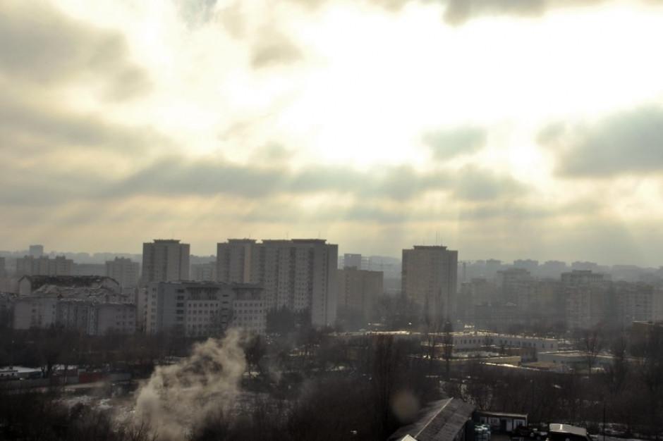 Śląsk: wydano pierwsze ostrzeżenie o smogu na nowych zasadach