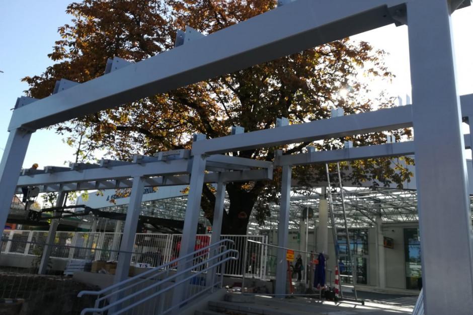 Zmodernizowana stacja zwiększy komfort i bezpieczeństwo podróżnych
