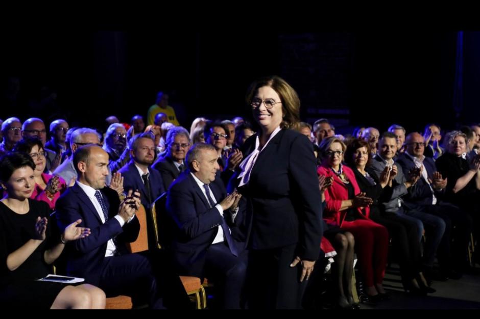 """Szefowie regionów PO podsumowali kampanię wyborczą: """"Spraw personalnych nie było"""""""