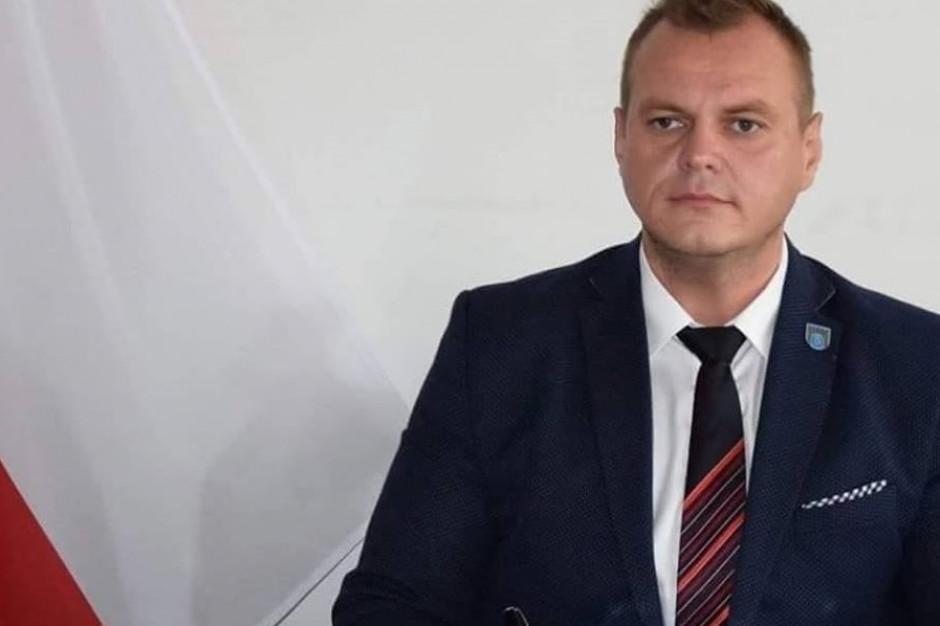 """Burmistrz Lubowidza o Oldze Tokarczuk: """"prymitywny mamoniarski jełop"""""""