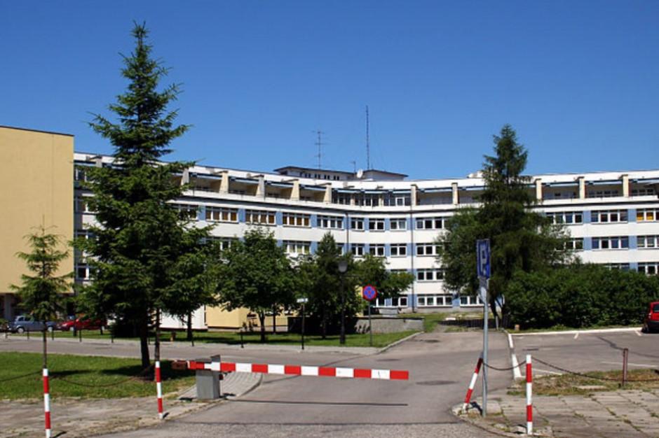 Szpital reumatologiczny wybrał wykonawcę nowego bloku operacyjnego