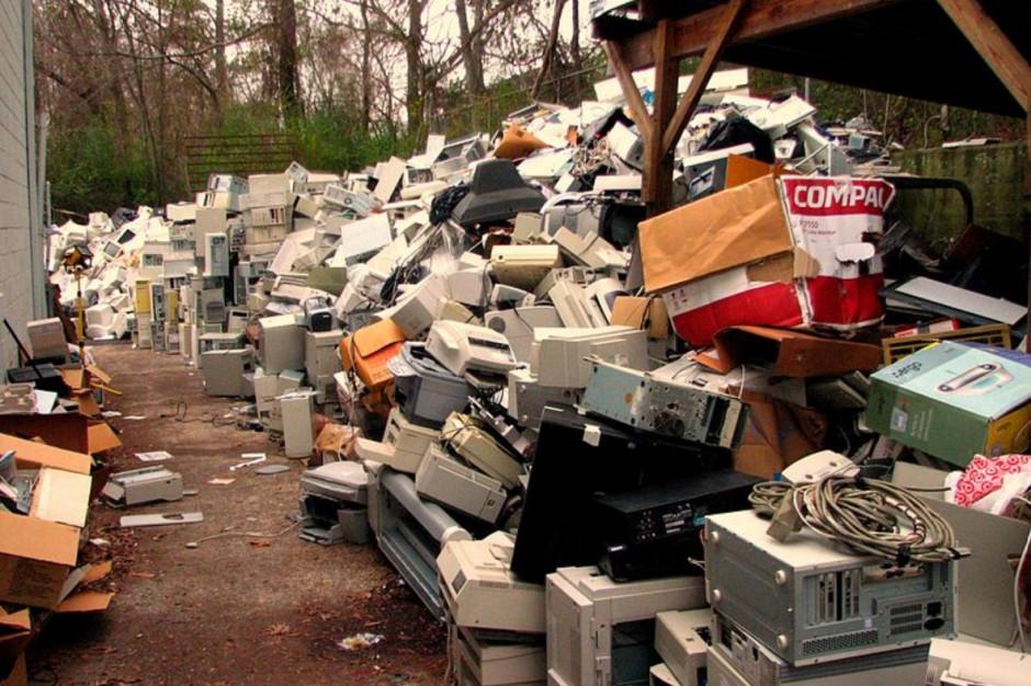 Ministerstwo Środowiska: notujemy postęp w recyklingu elektrośmieci