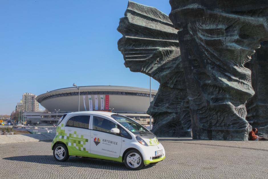 Elektromobilność nie musi być droga. Tak to zrobili w Katowicach