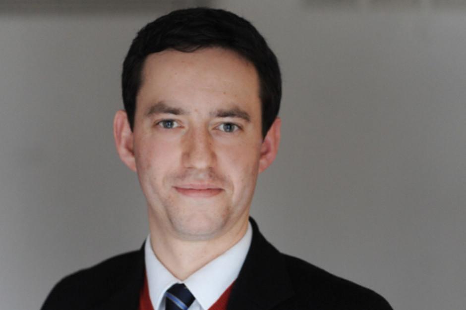 Wiceminister Marcin Ociepa przestanie być radnym województwa