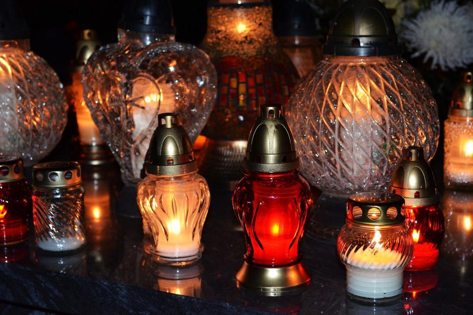 Łódź: Na opuszczonych grobach zapłoną znicze