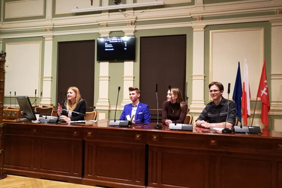 Ruszyły procedury przed wyborami Młodzieżowej Rady Miasta w Gdańsku