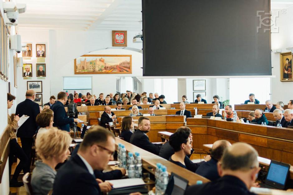 Rada Miejska Lublina uczciła pamięć Kornela Morawieckiego