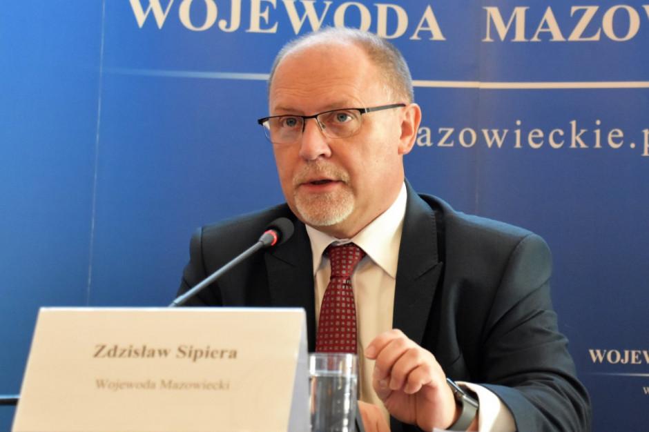 Mandaty posłów zdobyło dziewięciu wojewodów. M.in. Zdzisław Sipiera, Przemysław Czarnek i Paweł Hreniak