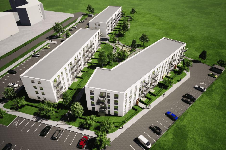 Mieszkanie plus na Dolnym Śląsku. Tak będzie wyglądało osiedle w Oławie