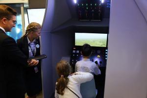 Nowe atrakcje w Centrum Edukacji Lotniczej w Kraków Airport