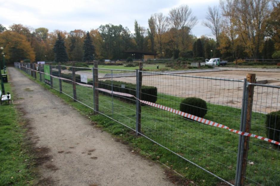 Kolejne samorządy rewitalizują parki. W legnickim będzie jak w latach 20.