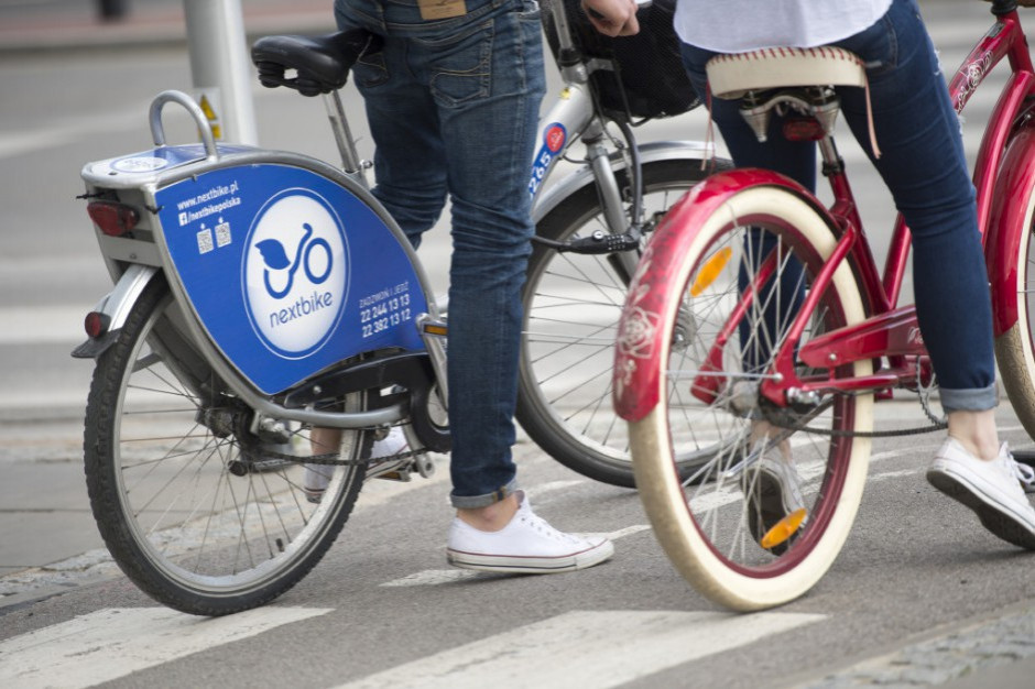 Lublin ma nowe pomysły na rower miejski