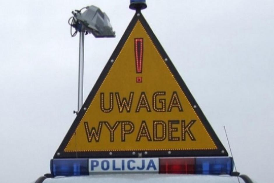 Kujawsko-pomorskie. Dk 25 po wypadku w Niechorzu już przejezdna
