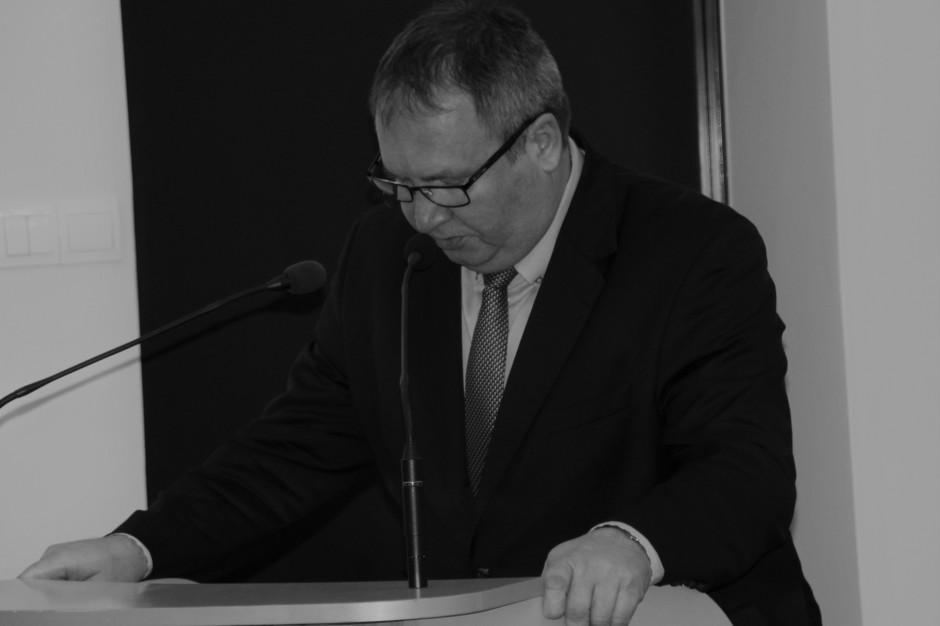 Radny Tomasz Jędrzejczak nie żyje. Jego zwłoki znaleziono w Wiśle