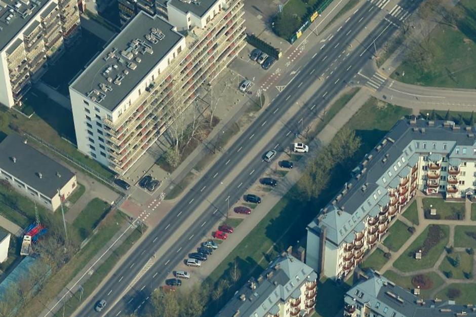 Warszawa:  ulica, na której doszło do tragicznego wypadku, będzie przebudowana