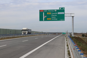 Trzy oferty w przetargu na odcinek Suwałki-Budzisko Via Baltica