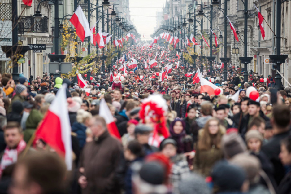 Marsz Niepodległości w Warszawie. Polski sąd wystąpił do PE o uchylenie immunitetu eurodeputowanego