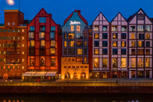 Gdańsk: otworzono największy hotel w Trójmieście
