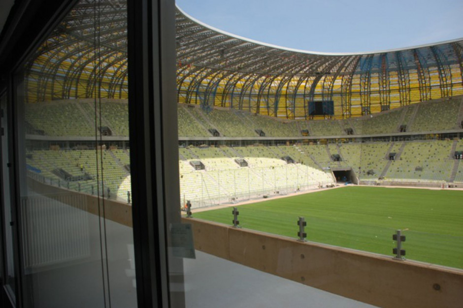 Gdańskie Autobusy i Tramwaje na wynajem loży na stadionie Energa Gdańsk wydały 184,5 tysiąca zł