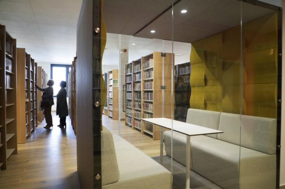 W Piasecznie otwarto nową siedzibę Biblioteki Publicznej