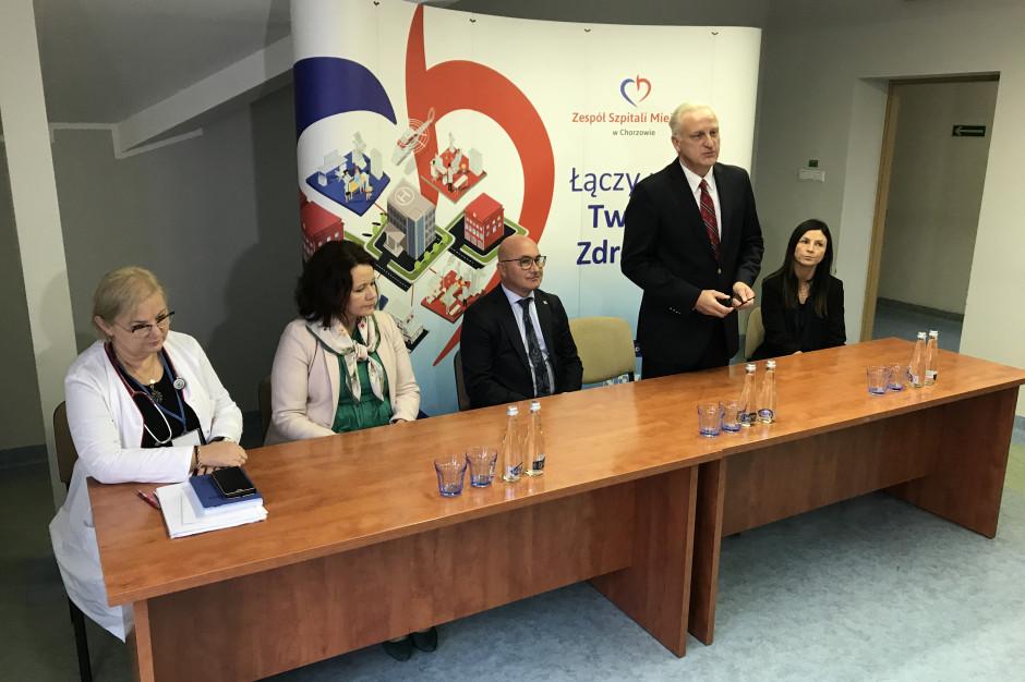 W Zespole Szpitali Miejskich w Chorzowie znów będzie działać oddział onkologii i hematologii