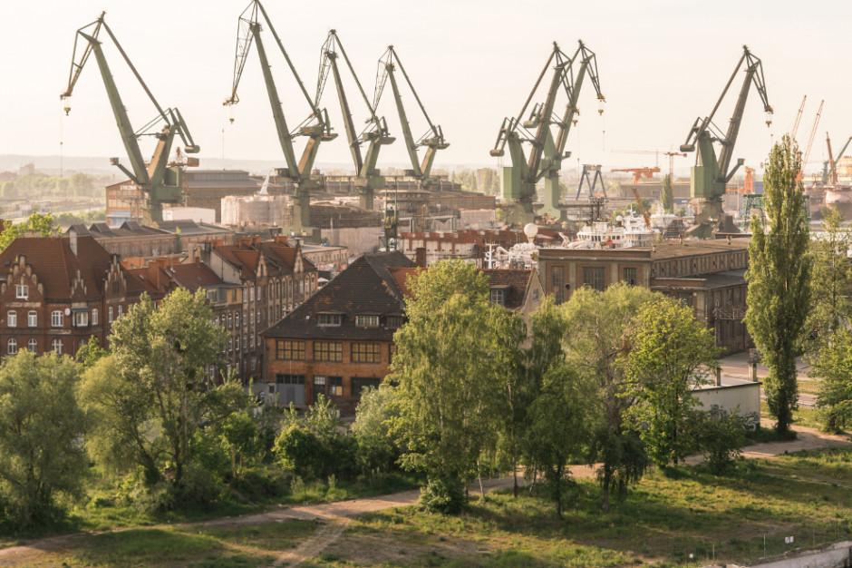 Stocznia Gdańska zostanie wpisana do rejestru zabytków