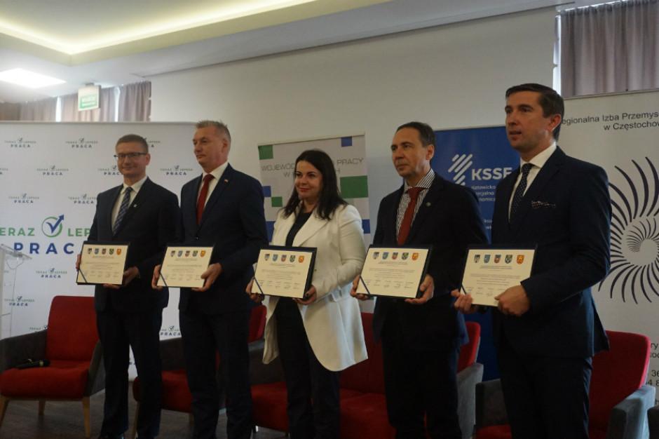 Wspólnym frontem dla promocji i rozwoju gmin Jury Krakowsko-Częstochowskiej