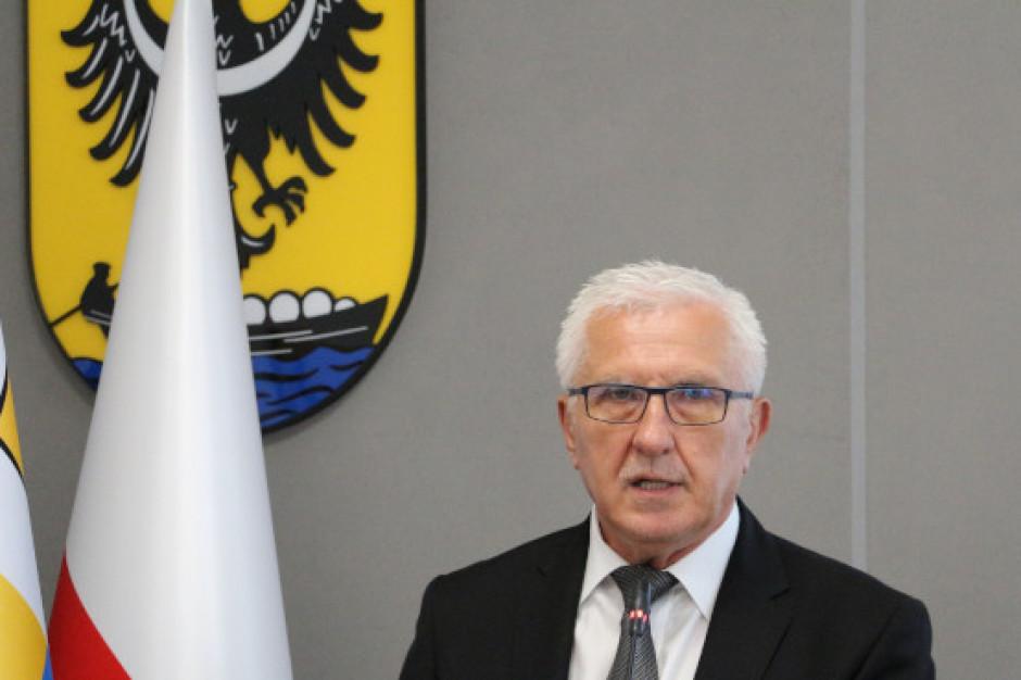 Maciej Jankowski komisarzem w Nowej Soli? Gabinet Wadima Tyszkiewicza czeka