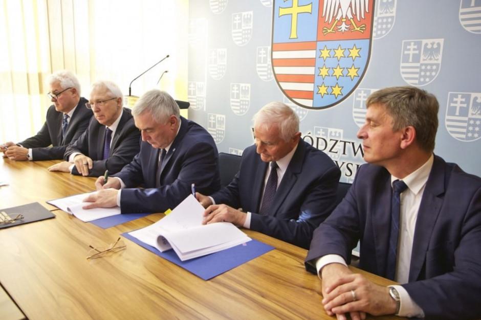 Samorząd województwa świętokrzyskiego otrzymał pożyczkę od Banku Rozwoju Rady Europy