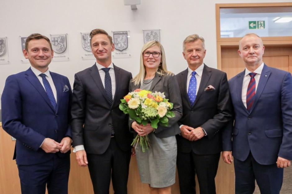 Zachodniopomorskie: nowi członkowie zarządu województwa i radni sejmiku