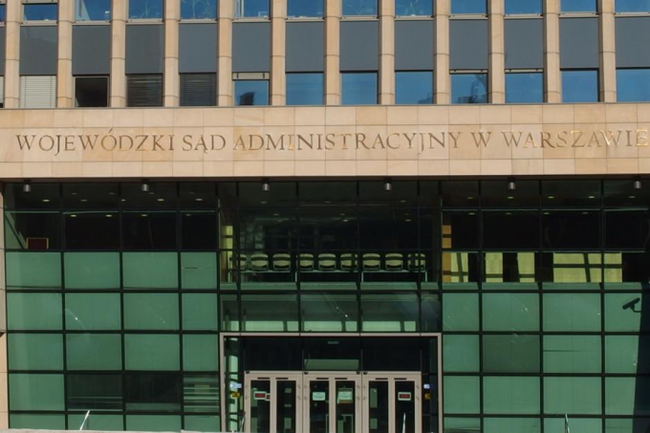 WSA: reakcja sędziego Pirogowicza nie była skierowana do pani Brzeskiej