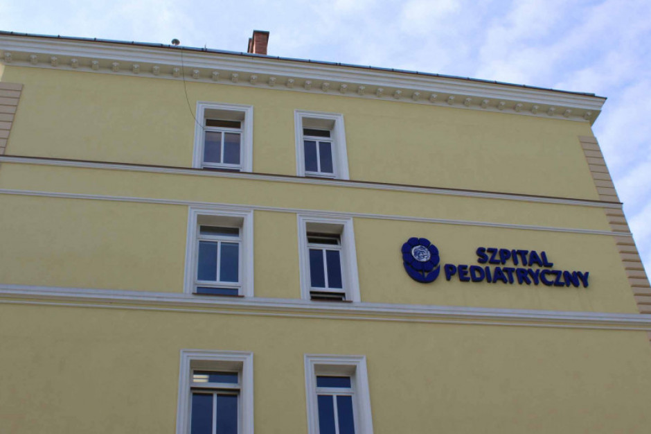 Szpital Pediatryczny szuka dyrektora