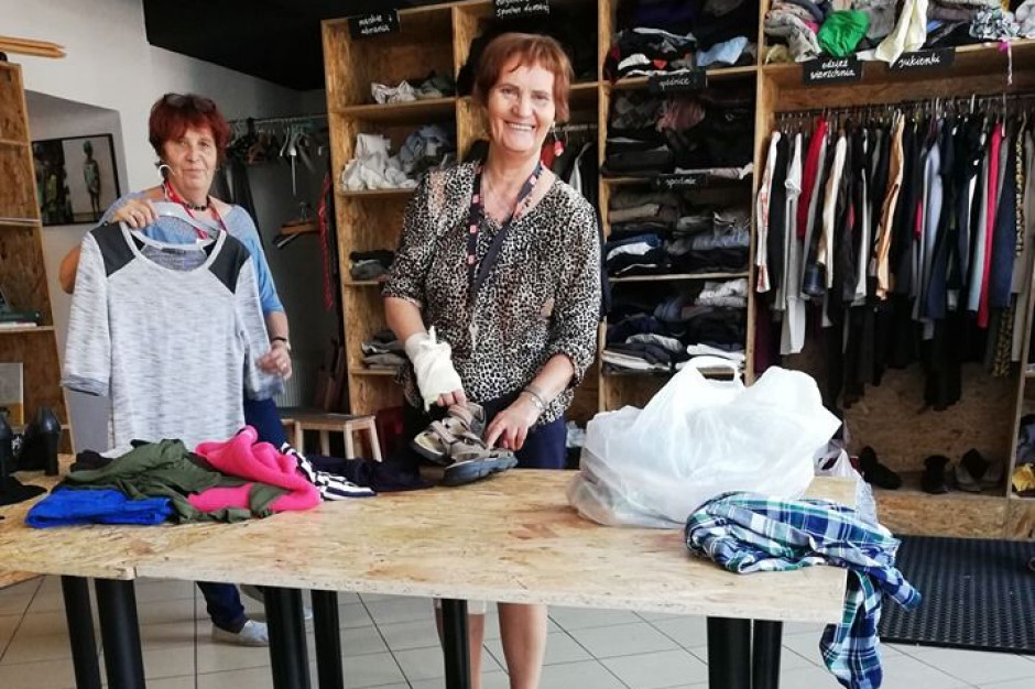 Do Polski wchodzi moda na rzeczy używane. Ekonomia czy ekologia?