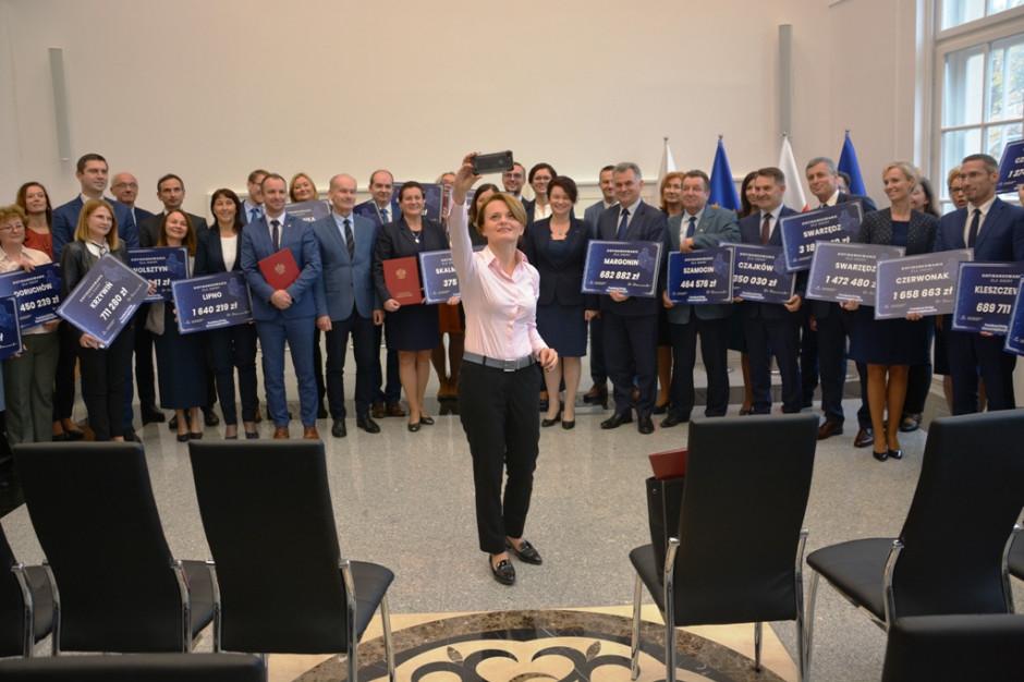 Fundusz Dróg Samorządowych. 24 mln zł dla 23 wielkopolskich samorządów