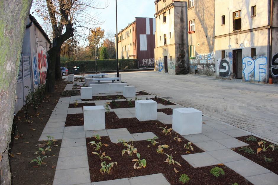 Ruda Śląska zakończyła tegoroczne rewitalizacje podwórek