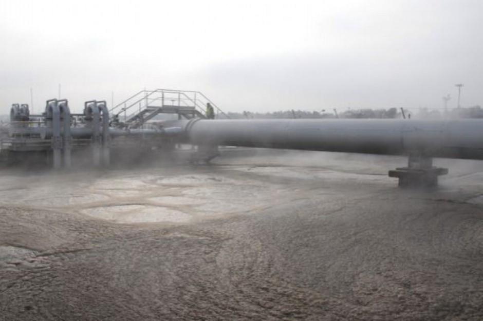 """Ponad 80 metrów nowych rurociągów odprowadzającym ścieki do """"Czajki"""""""