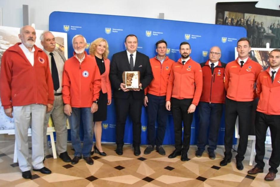 Budżet województwa śląskiego zasili konta GOPR i WOPR