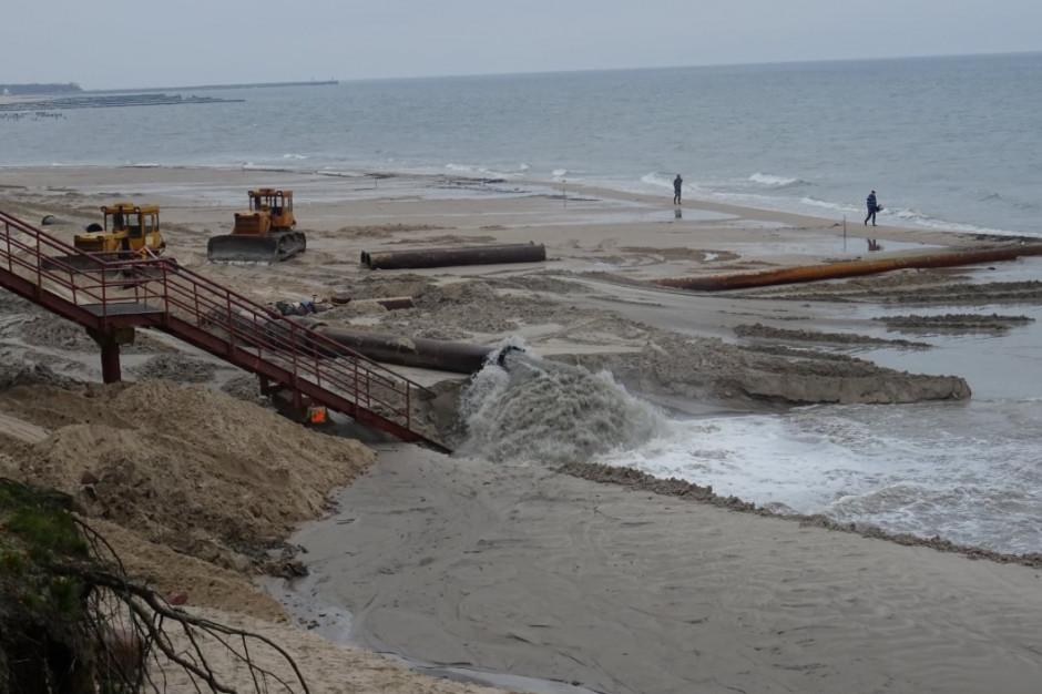Urząd Morski w Słupsku planuje przebudowę umocnień brzegowych. Inwestycję oszacowano na ponad 50 mln zł