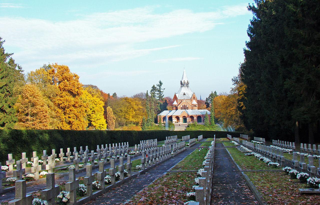 Cmentarz Centralny w Szczecinie (fot. wikipedia.org/ Mateusz War - praca własna)