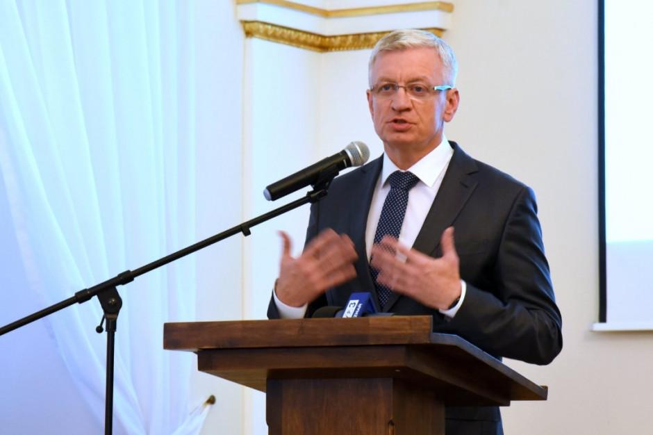 Prezydent Poznania: zdrowie i życie mieszkańców jest najważniejsze