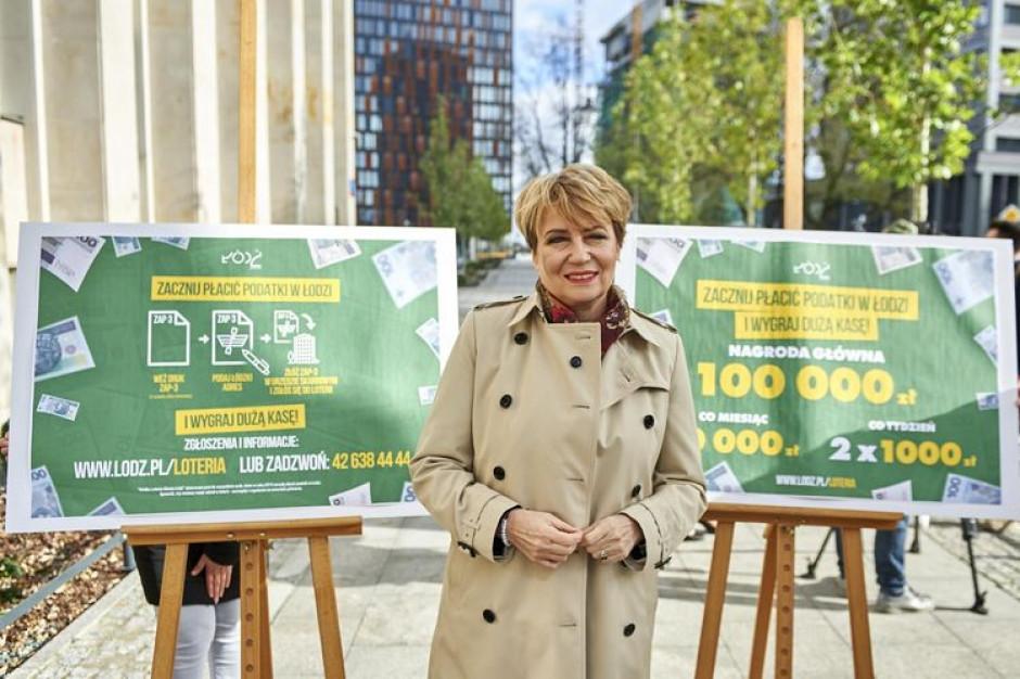 Ponad 220 tysięcy zł w loterii podatkowej. Tego jeszcze nie było